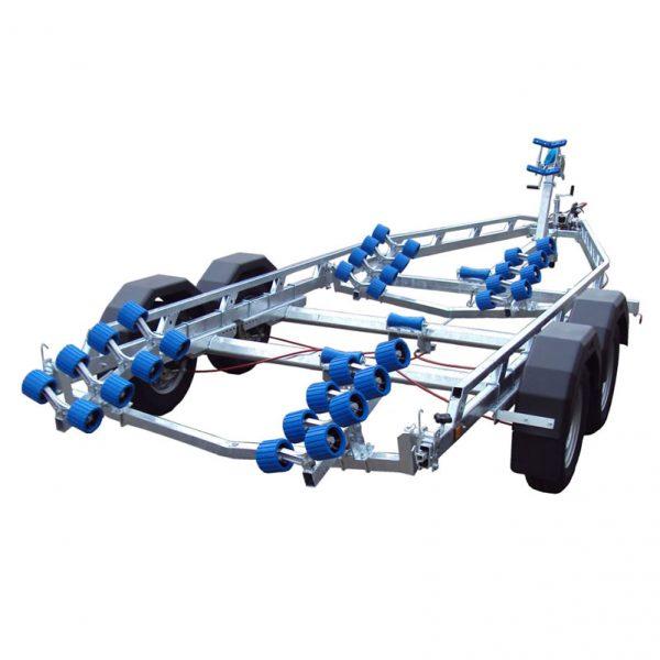 Roller Boat Trailer