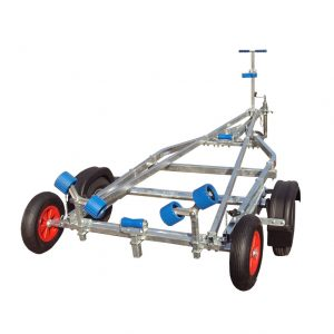 Combination Boat Trailer